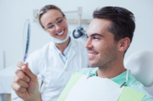 dentures and implants